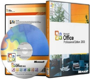 Microsoft Office Professional 2003 SP3 Rus (обновления 15.01.2011)