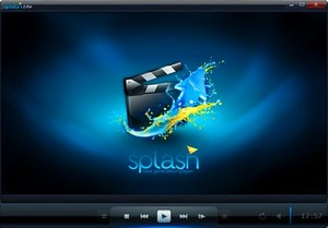 Splash PRO HD Player ver.1.4.1.0 (RUS/2011)