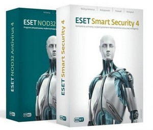 ESET NOD32 Antivirus & Smart Security Home / Business Edition 4.2.71.3 (x32/x64) RUS