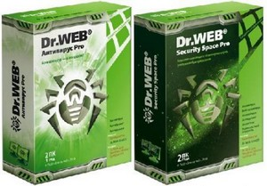Dr.Web Anti-virus & Security Space Pro 6.00.1.01120