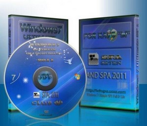Windows 7 Ultimate SP1 RTM X86 & X64 Full & Lite 2 DVD (2011/RUS)