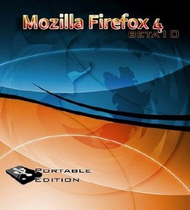 Mozilla Firefox 4 Beta 10 Portable