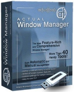 Actual Window Manager 6.4 Rus Portable