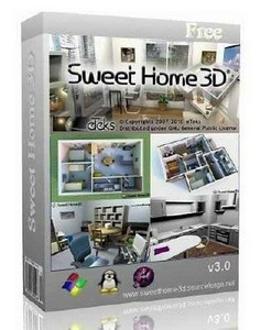 Sweet Home 3D 3.1 Portable