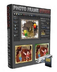Mojosoft Photo Frame Studio v 2.4 Portable