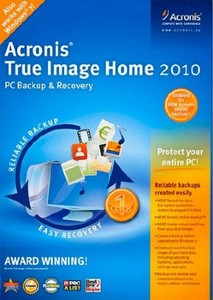 Acronis True Image Home 2010 13.0.0 Build 7160 (BootCD & Plus Pack) Rus