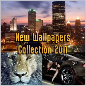 New Wallpapers Collection 2011