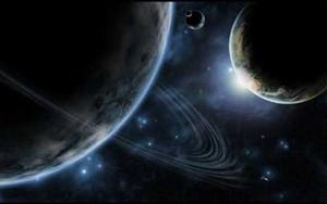Фантастический космос обои скачать