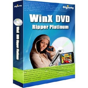WinX DVD Ripper Platinum 6.0.2 Build 20110110