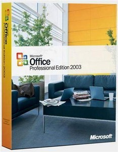 Microsoft Office Professional (2003 SP3 Portable)