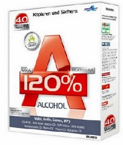Alcohol 120% 2.0.1.2033 Final + Portable (Ml/Rus)