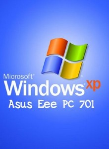 Asus Eee PC 701 Recovery Windows XP Home Edition SP2 5.1