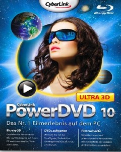 CyberLink PowerDVD 10.0 Ultra Max Build 2701.51 RePack by Lisabon