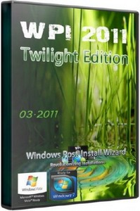 Windows Post Install v.6.1 Twilight Edition (2011/RUS/ENG)