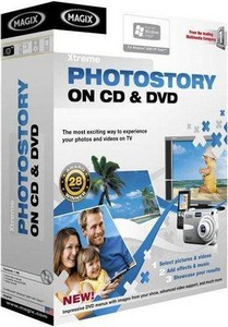 Magix PhotoStory on CD & DVD 10.0.3.2 Deluxe + RUS