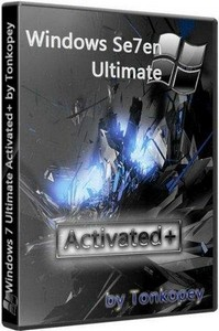 Windows 7 Ultimate SP1 Русская/Английская (x86/x64) 03.04.2011 by Tonkopey