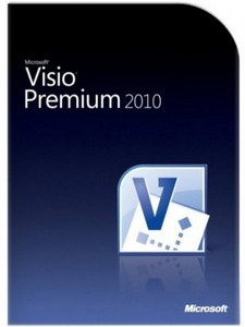 Microsoft Visio Premium 2010 - Build 14.0.5128.5000/Русская версия.