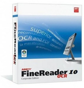 ABBYY FineReader 10.0.102.105 Corporate Edition (Rus/RePack) - (2010).