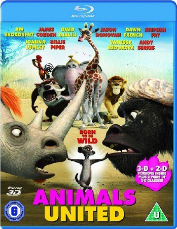 Союз зверей - Konferenz der Tiere / Animals United (2010/HDRip).