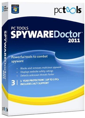 PC Tools Spyware Doctor 2011 8.0.0.652