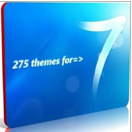 275 Theme's For Windows 7 (Rus-Eng)