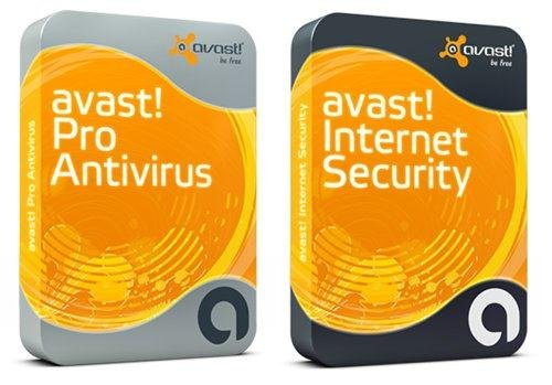 avast! Pro AntivirusInternet Security 6.0.1125 Final (RePack by AntiChat)