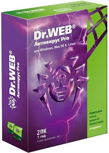 Dr.Web Anti-Virus Pro v 6.00.1.05040 Final
