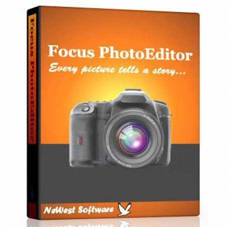 Focus Photoeditor 6.3.3 + portable