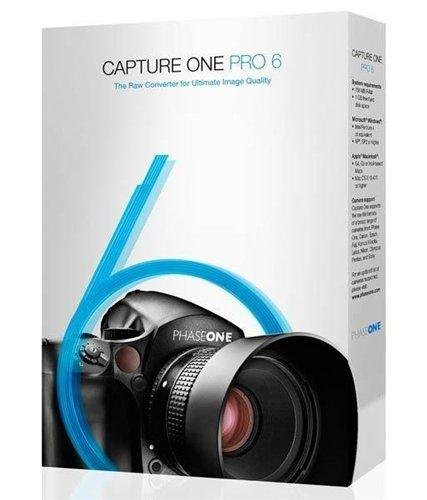 Phase One Capture One PRO v 6.2.49045 (x86/x64) + RUS