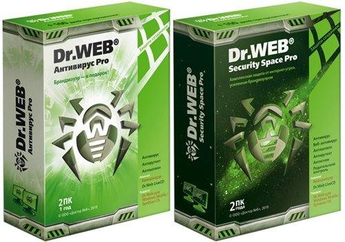Dr.Web AntiVirusSecurity Space 6.00.1.05040 Unattended RePack AIO by AntiC ...