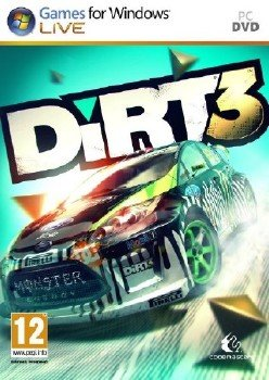 DiRT 3 (PC/2011/Steam Preload)