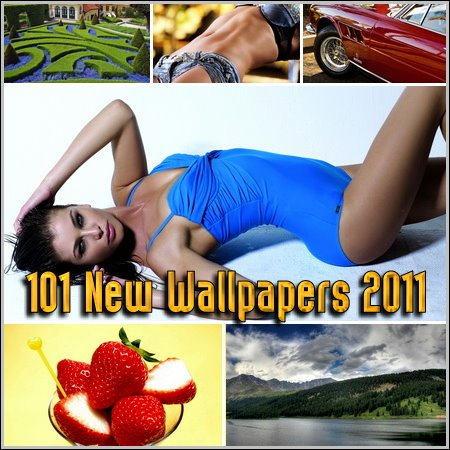 101 New Wallpapers 2011