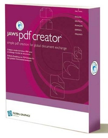 Jaws PDF Creator 5 built 3496