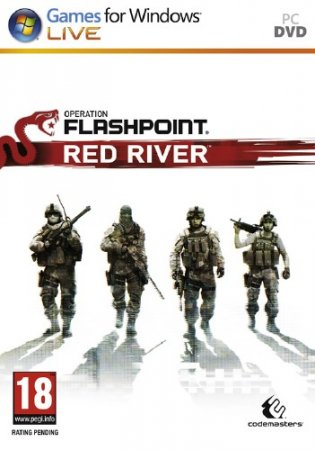 Operation Flashpoint: Red River (2011/RUS/ENG/RePack by Fenixx)