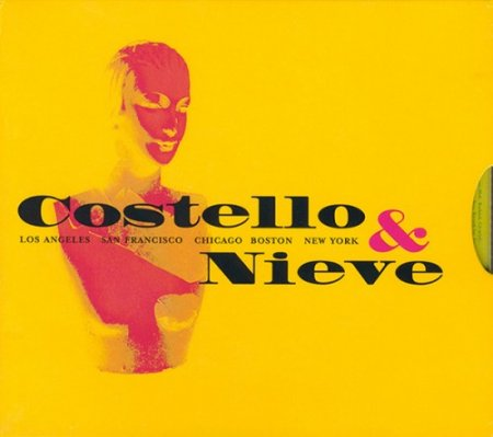 Elvis Costello & Steve Nieve - For The First Time In America (1996)