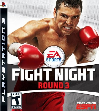 Fight Night Round 3 (2007/PS3/ENG)