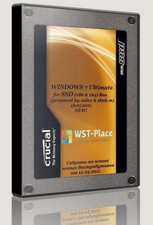 WINDOWS 7 Ultimate SP1 RTM x86 & x64 for SSD (by xalex & zhuk.m) Rus 18.05. ...