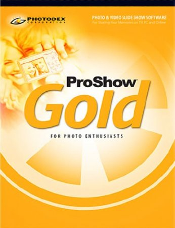 Photodex ProShow Gold 4.52.3049