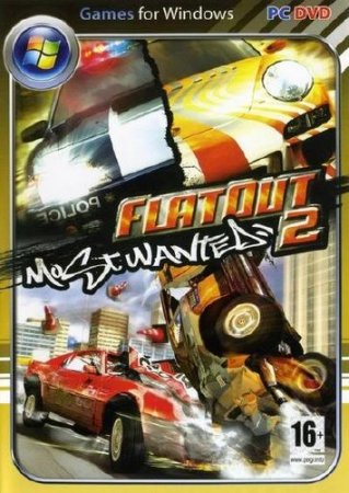 FlatOut 2 Most Wanted New Edition (2011/Rus)