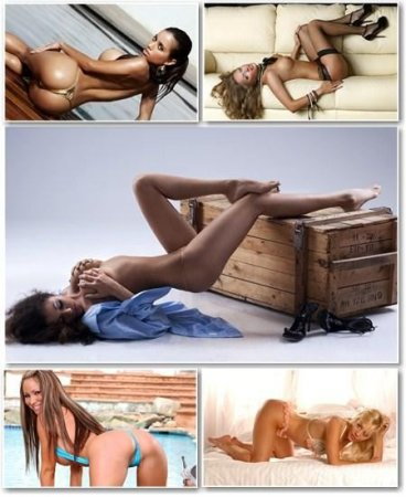 Wallpapers Sexy Girls Pack №282