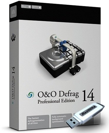 O&O Defrag Professional 14.5 Build 539 Portable