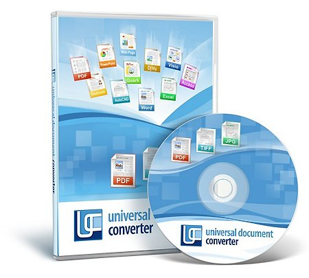 Universal Document Converter 5.2.1103.12160 / Rus