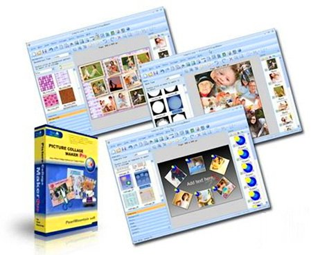 Picture Collage Maker Pro 3.0.3 build 3402