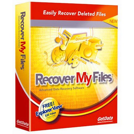 GetData Recover My Files Professional 4.7.2.1134