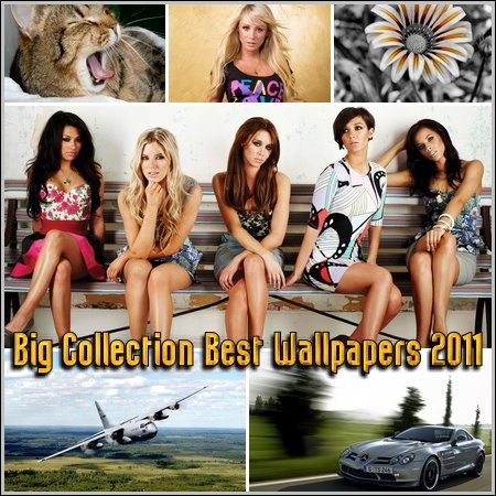 Big Collection Best Wallpapers 2011