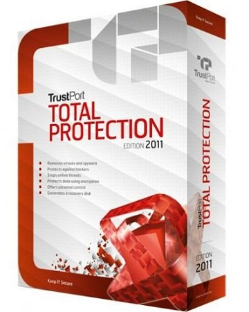 TrustPort Total Protection v 11.0.0.4621 Final (2011) ML/RUS