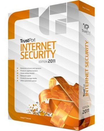TrustPort Internet Security v 11.0.0.4621 Final (2011) ML/RUS