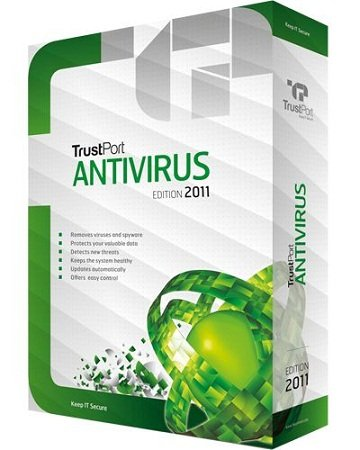 TrustPort Antivirus v 11.0.0.4621 Final (2011) ML/RUS
