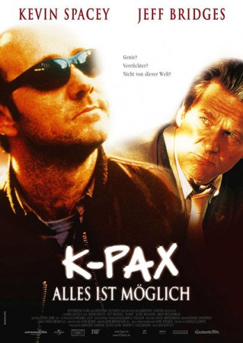 Планета Ка-Пэкс / K-Pax (2001) BDRip + HDRip-AVC + DVD5 + HDTV 720p + D-The ...