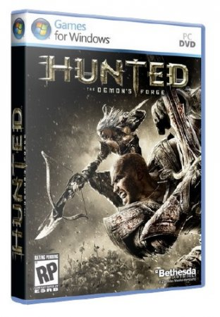 Hunted: The Demon's Forge (2011/PC/RePack/Rus) by Fenixx